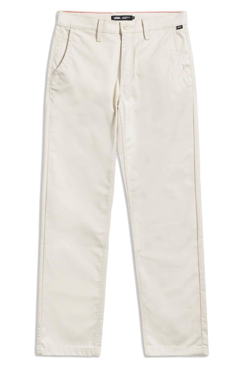 Vans Pants AUTHENTIC CHINO RELAXED Oatmeal