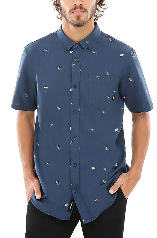 Camisa Vans HOUSER SS Barmers Market