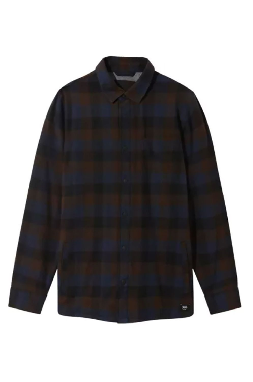 Vans Shirt OLSON Black-Demitasse