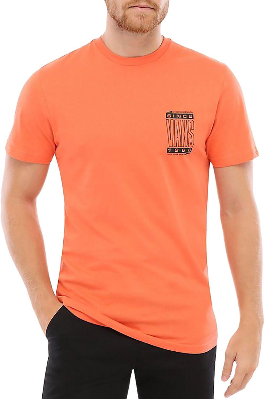 T-Shirt Vans HIGH TYPE Emberglow
