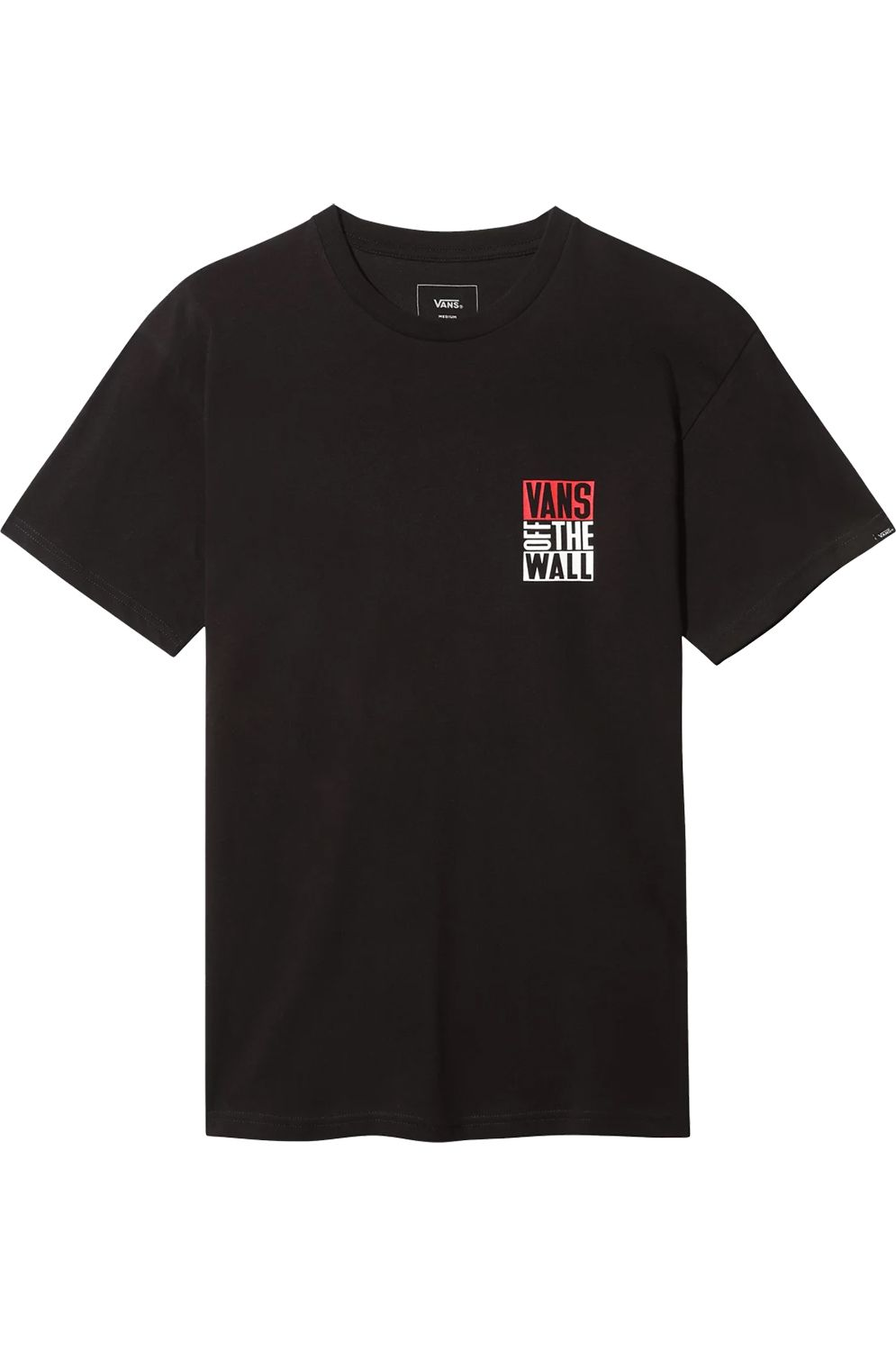 Vans T-Shirt NEW STAX Black