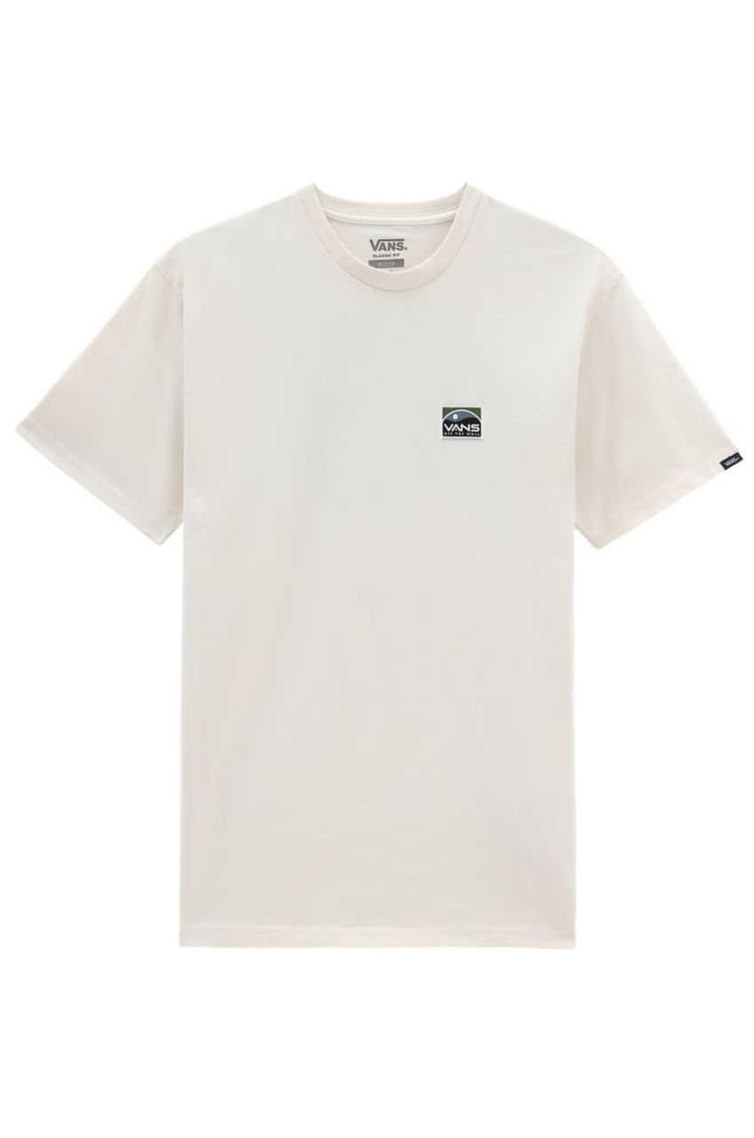 Vans T-Shirt MN STREET SPORT OUTDOORS S/S Antique White