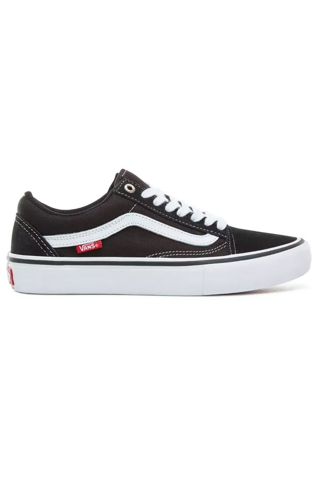 Tenis Vans OLD SKOOL PRO Black/White