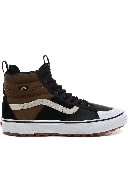 Vans Shoes SK8-HI MTE 2.0 DX (Mte) Dirt/True White