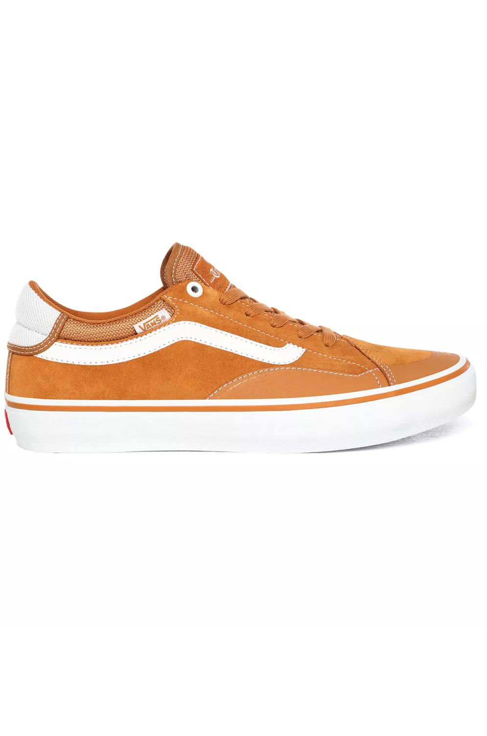 Tenis Vans MN TNT ADVANCED PROTOTYPE Pumpkin/White