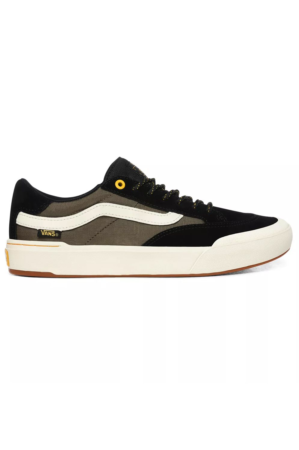 Tenis Vans MN BERLE PRO (Surplus) Black/Military