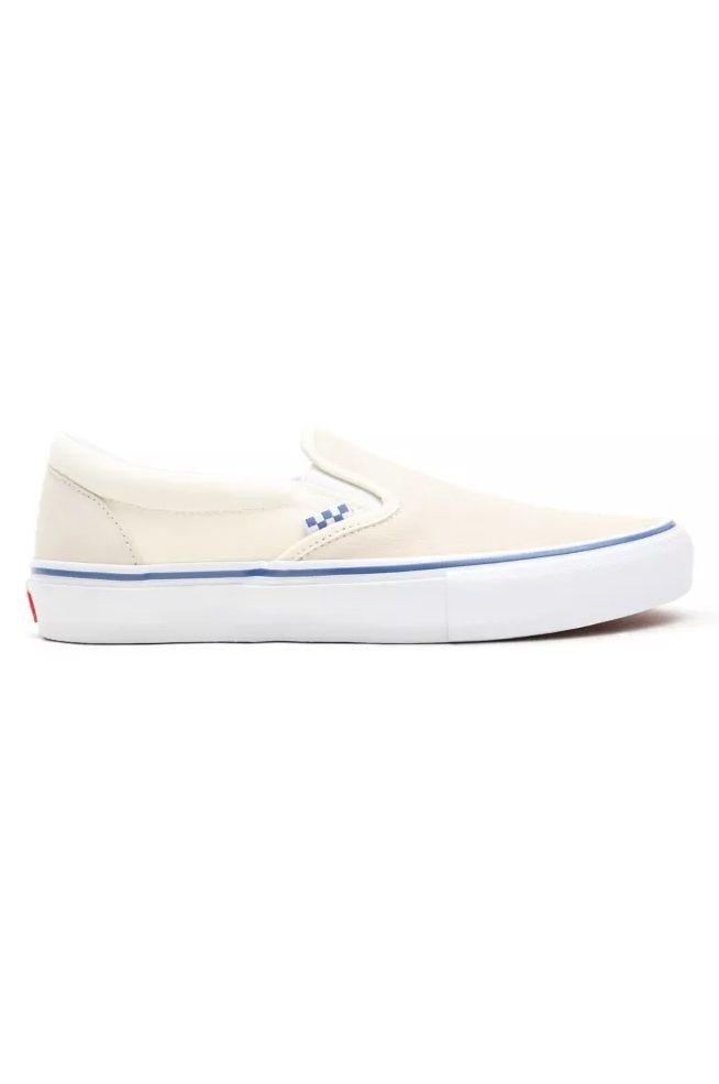 Vans Shoes MN SKATE SLIP-ON Off White