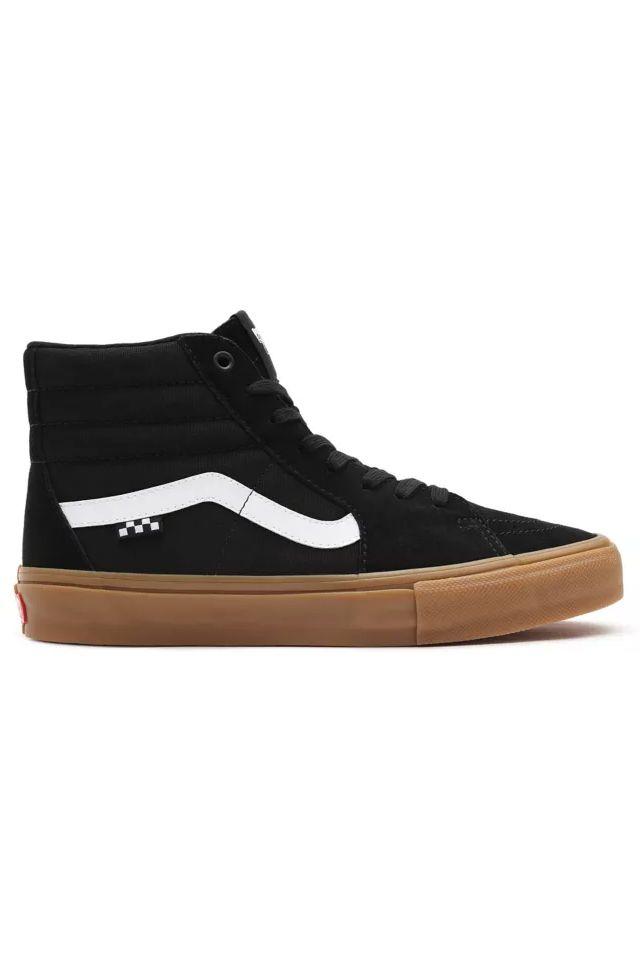 Vans Shoes MN SKATE SK8-HI Black/Gum