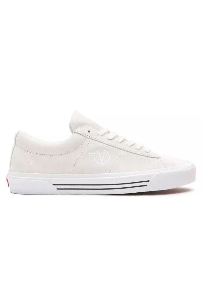 Vans Shoes UA SID (Suede) True White