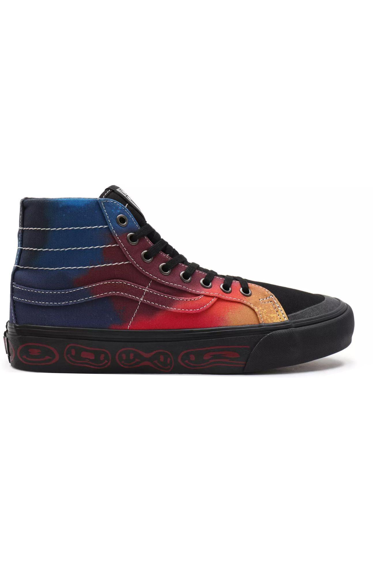 Vans Shoes UA SK8-HI 138 DECON SF (Have A Trip) Multi/Black
