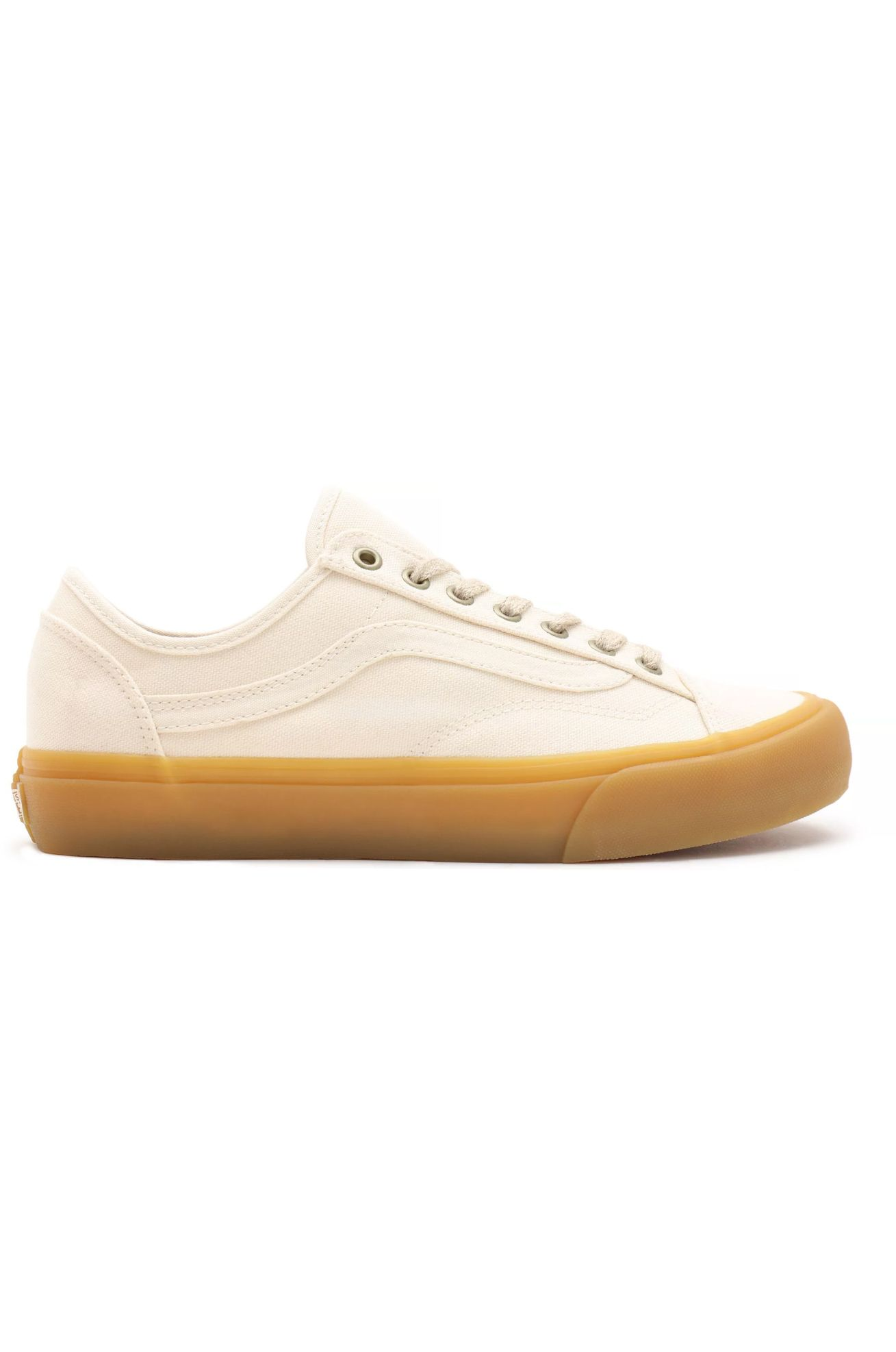 Vans Shoes UA STYLE 36 DECON SF (Eco Theory) Natural/Double Light Gum