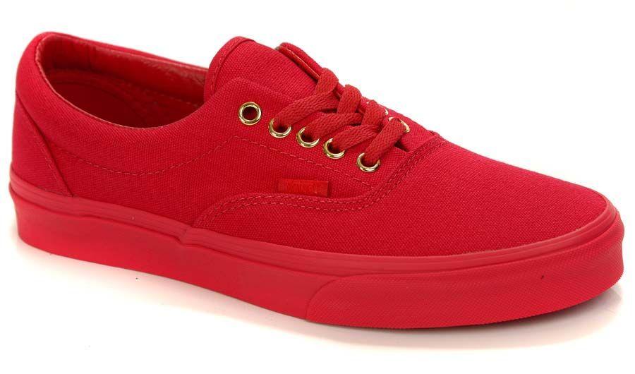 Tenis Vans TENIS-ERA (Gold Mono) Crimson