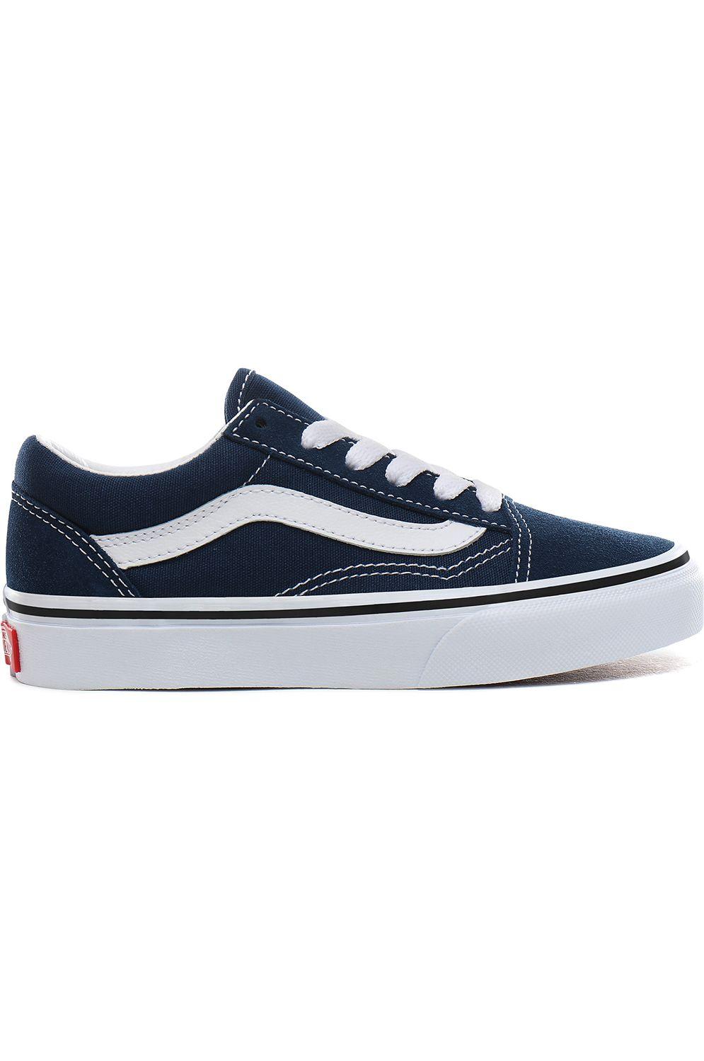 Vans Shoes OLD SKOOL Gibraltar Sea/True White