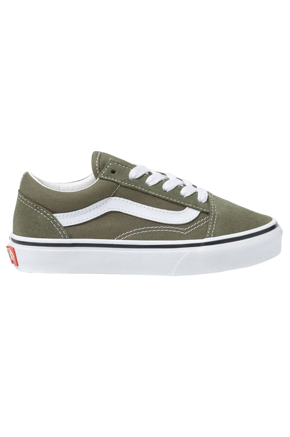 Tenis Vans UY OLD SKOOL Grape Leaf/True White