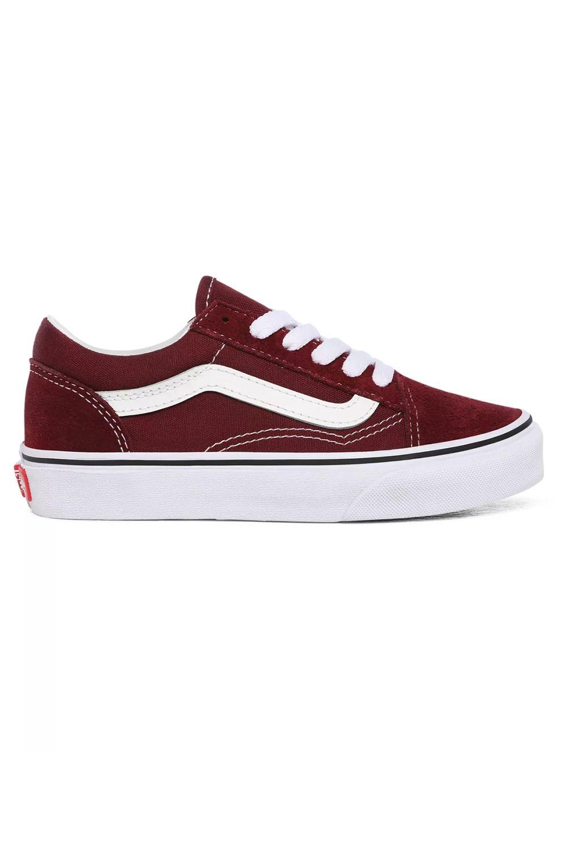 Vans Shoes UY OLD SKOOL Port Royale/True White