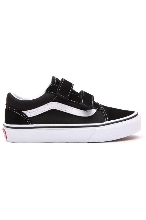 Vans Shoes UY OLD SKOOL V Black/True White