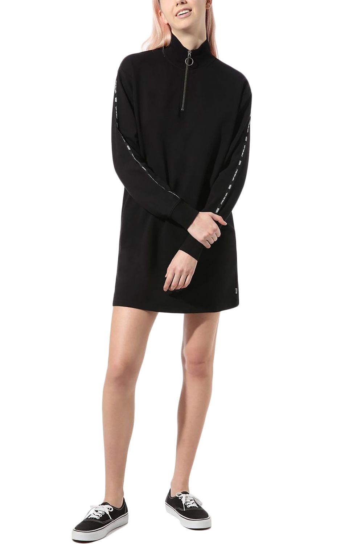 Vans Dress CHROMOED MOCK DRESS Black