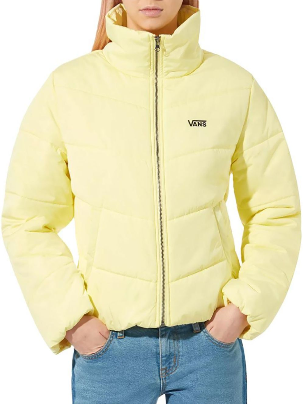Blusão Vans FOUNDRY V PUFFER MTE Yellow Pear