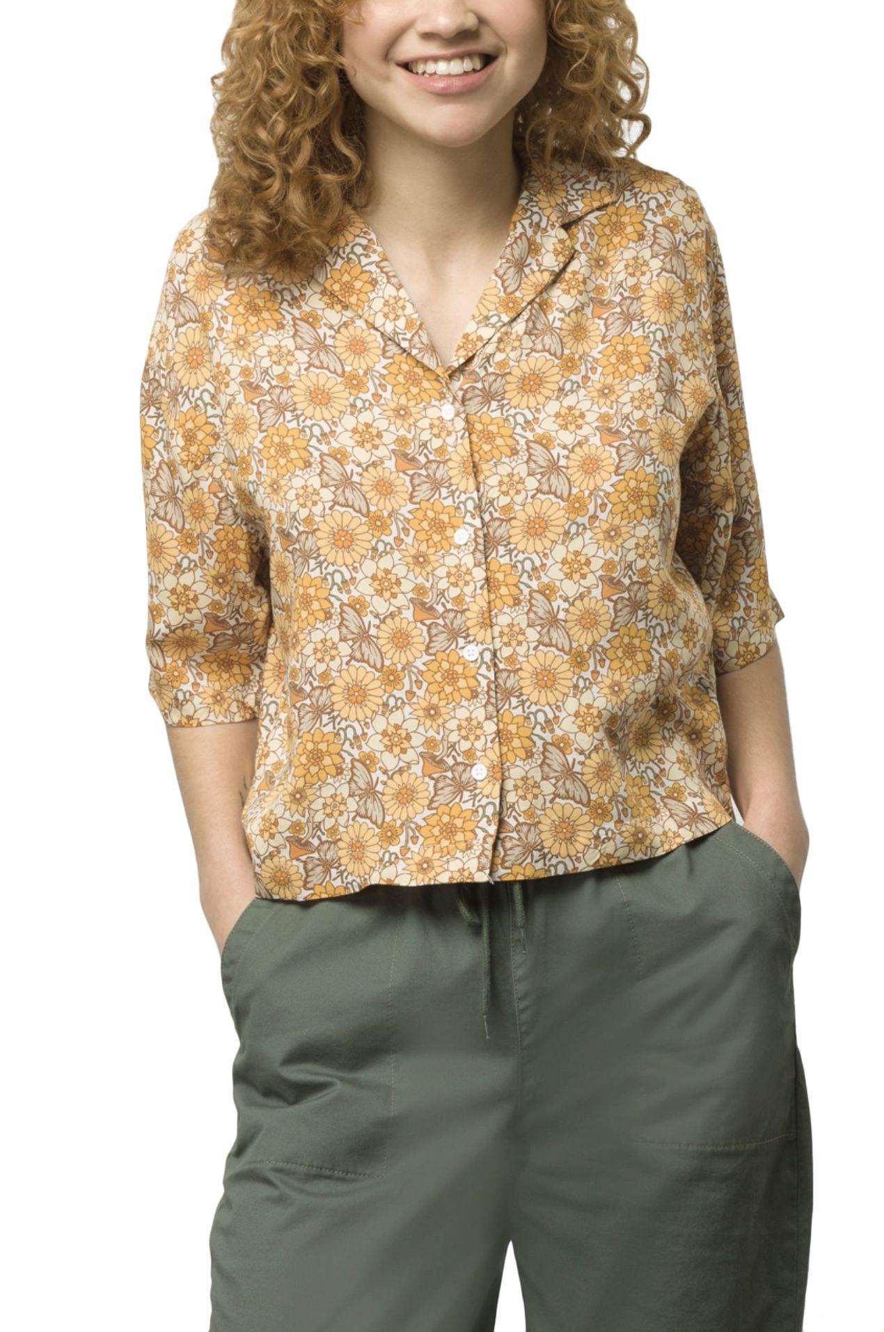 Vans Shirt TRIPPY FLORAL Trippy Floral