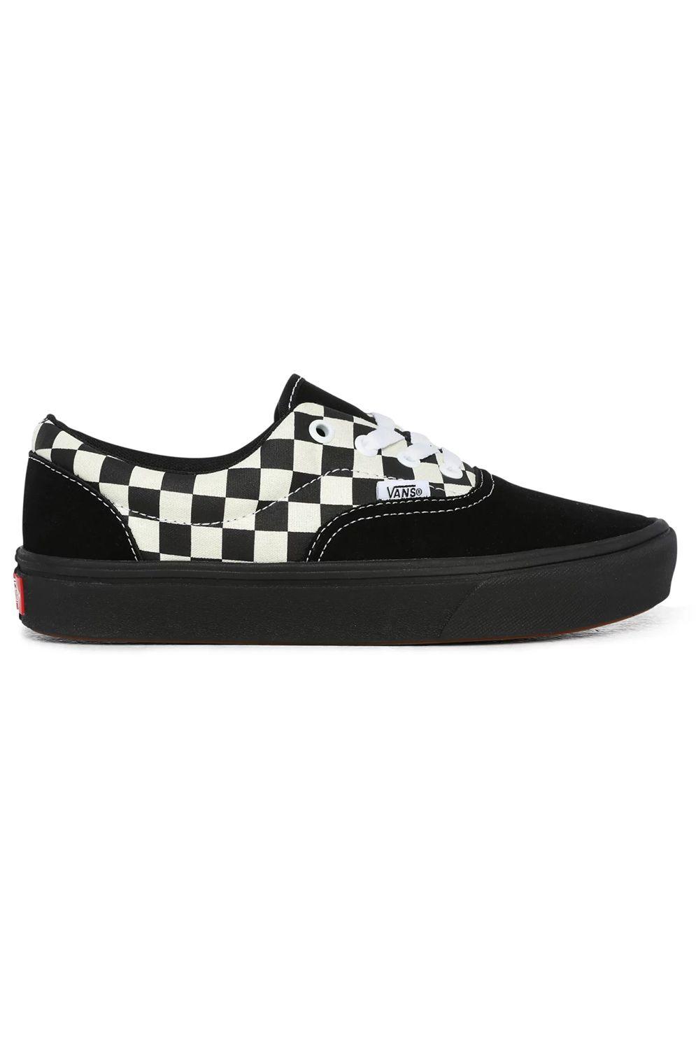 Vans Shoes UA COMFYCUSH ERA (Mixed Media) Antique White/Black