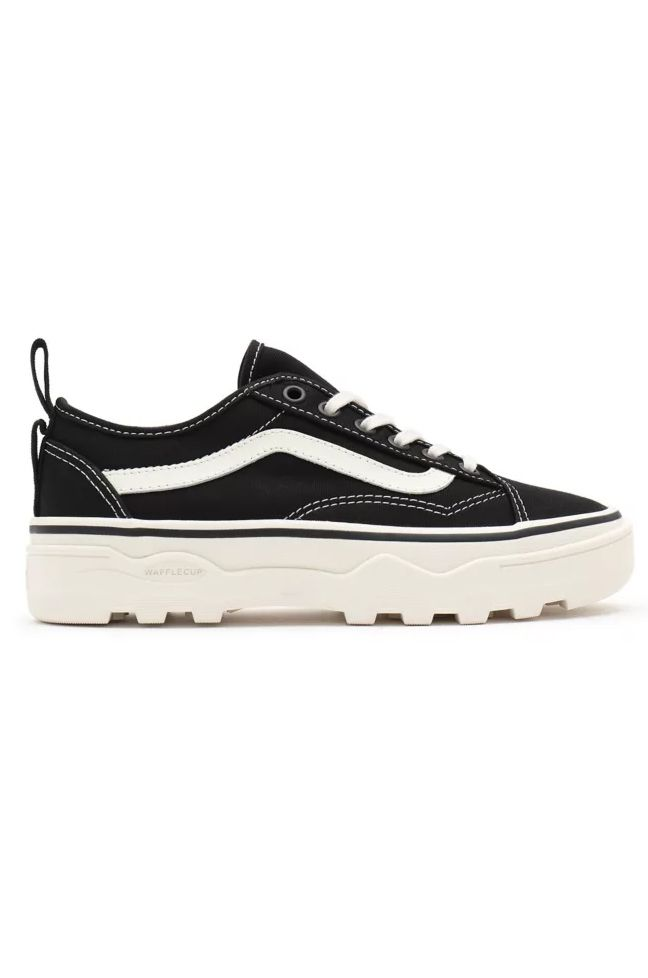 Vans Shoes UA SENTRY OLD SKOOL WC (Canvas) Black/Marshmallow