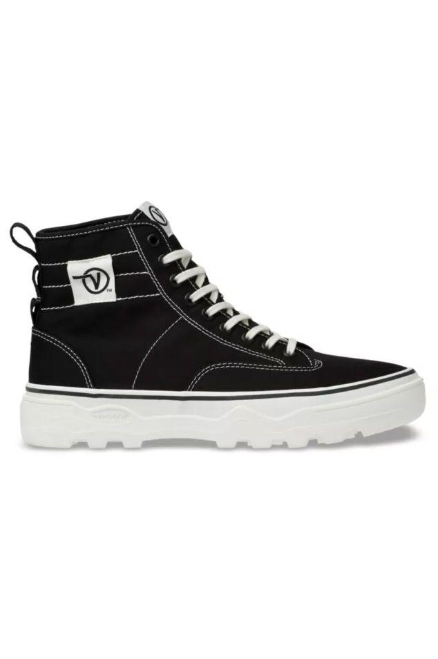 Vans Shoes UA SENTRY WC (Canvas) Black/Marshmallo