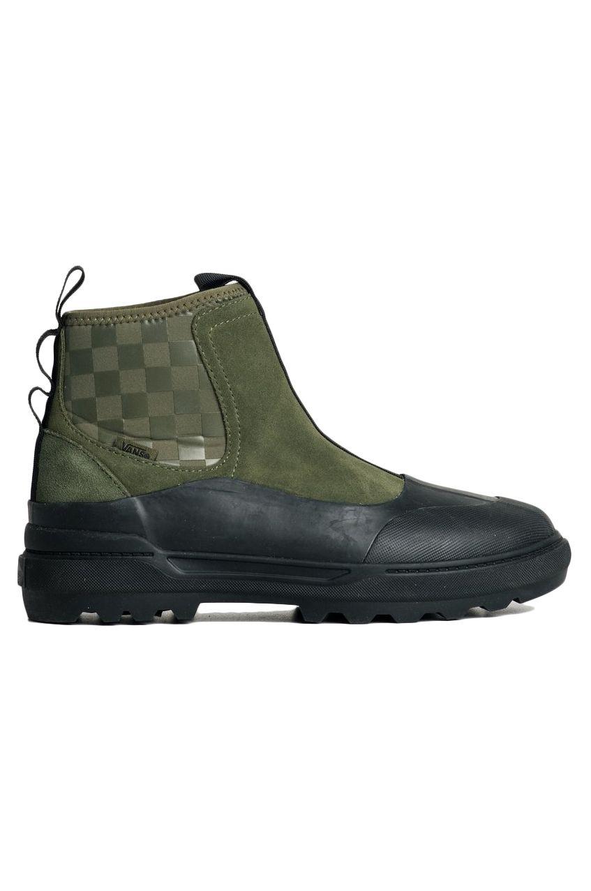 Vans Shoes UA COLFAX BOOT (Suede) Grape Leaf/Black