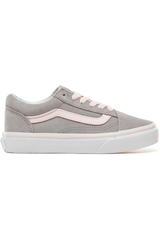 873da76b519 Tenis Vans UY OLD SKOOL (Suede) Alloy Heavenly Pink True White