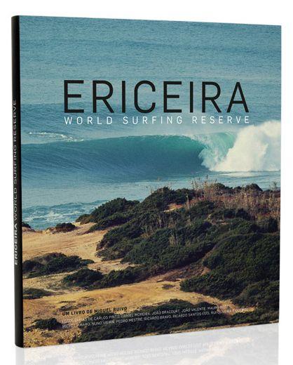Livro VR ERICEIRA - WORLD SURFING RESERVE Assorted