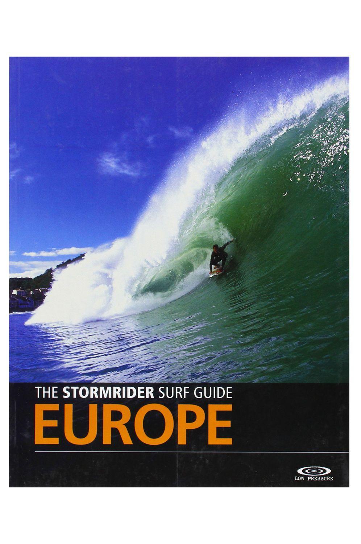 Stormrider Book GUIDE EDITION EUROPE BIG BOOK Assorted