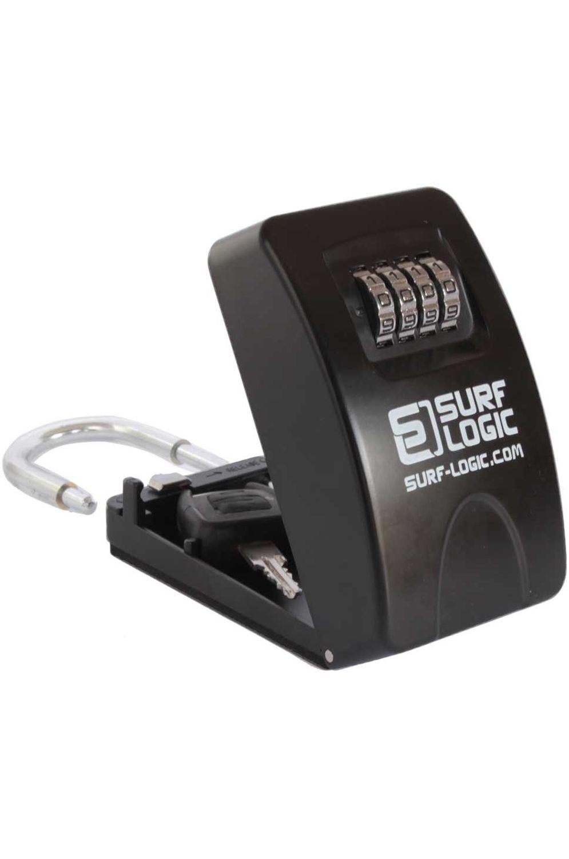 Cadeado Surf Logic KEY SECURITY LOCK STANDARD BLACK Black