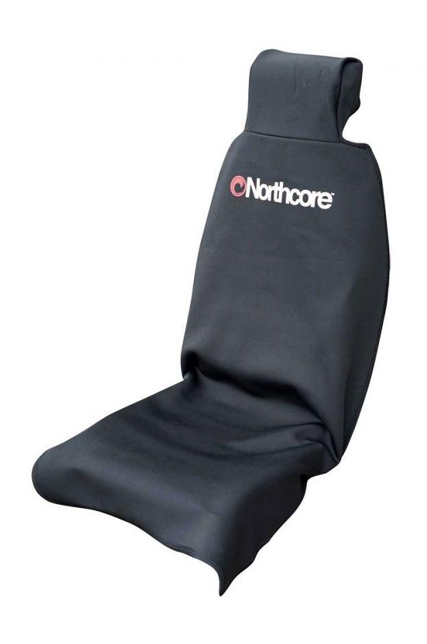 Capa Northcore NEOPRENE VEHICLE SEAT COVER -SINGLE BLACK Black