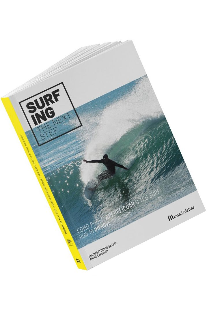"""Livro VR """"SURFING: THE NEXT STEP"""" Assorted"""