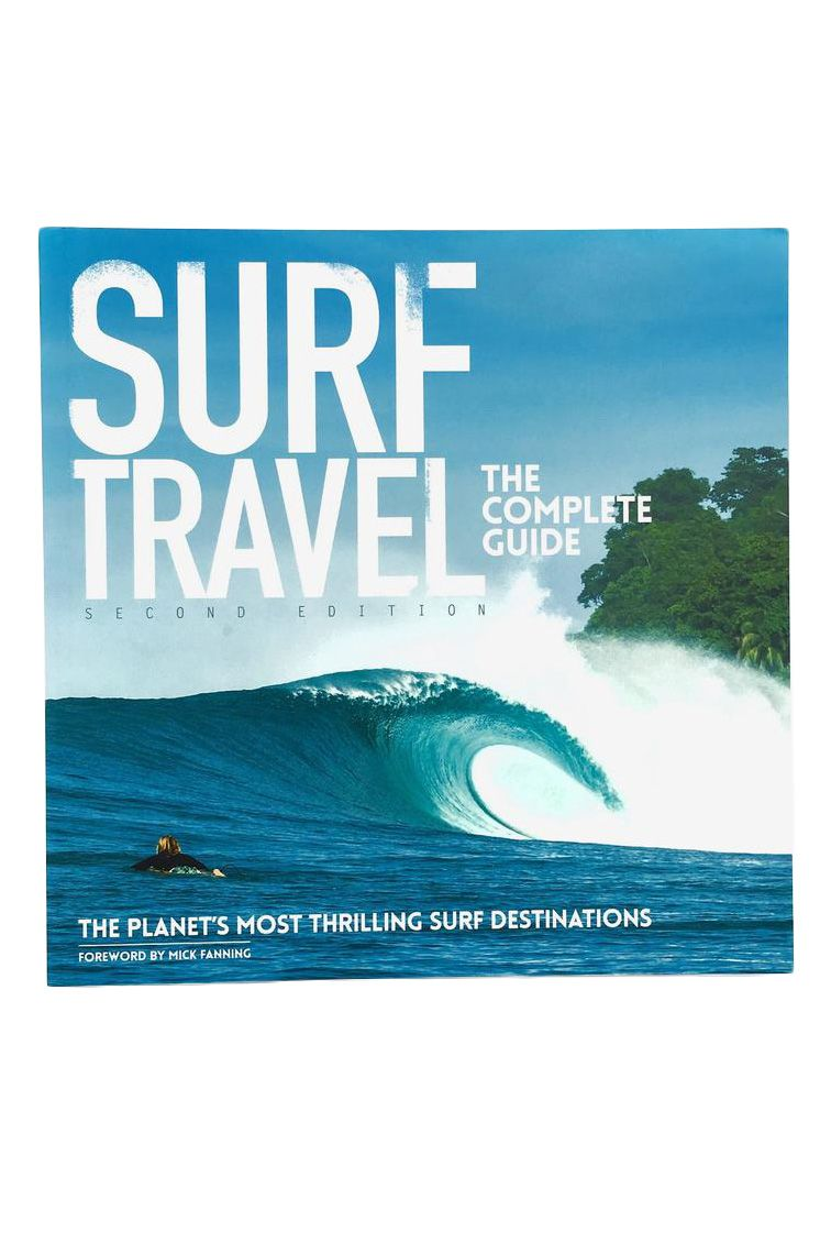 VR Book SURF TRAVEL THE COMPLETE GUIDE 2ND EDITION Assorted