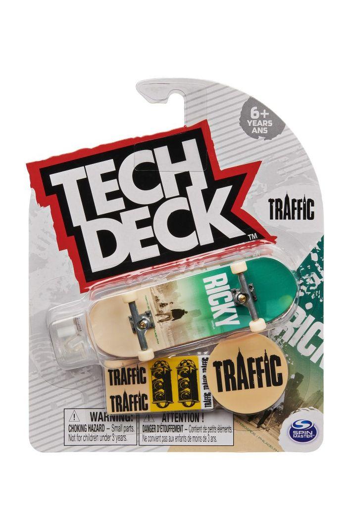 Fingerboard_Tabua Tech Deck TECH DECK Assorted