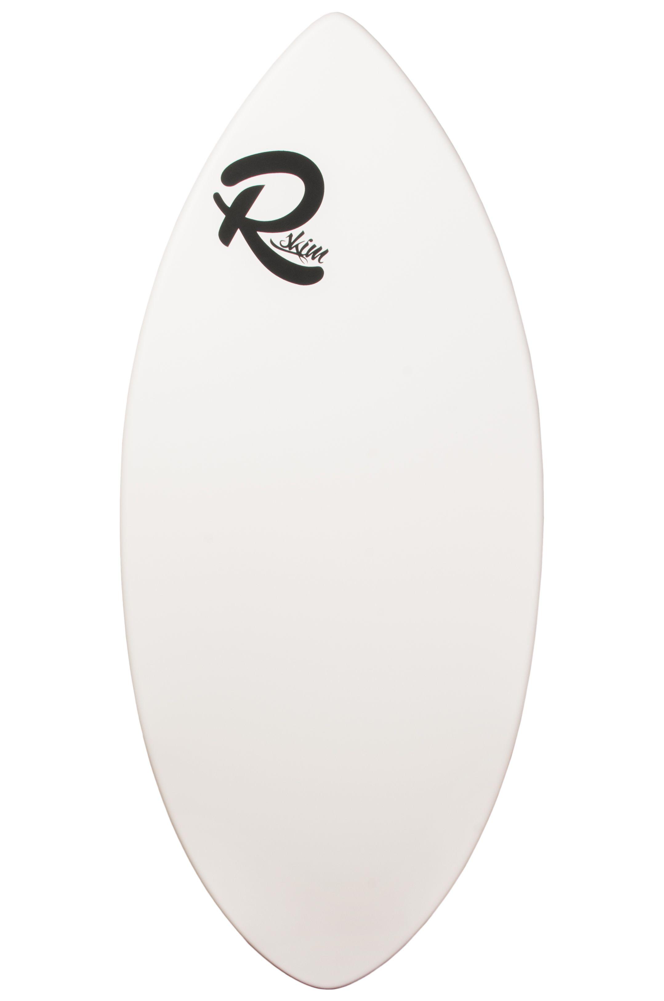 Prancha Skimming RSkimboards BASIC Branco