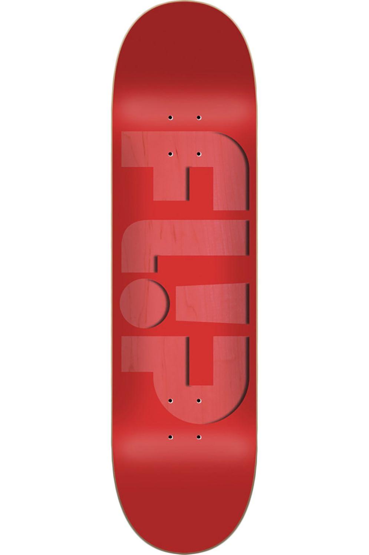 "Tabua Flip 8"" X 31.5"" ODYSSEY EMBOSSED Red"