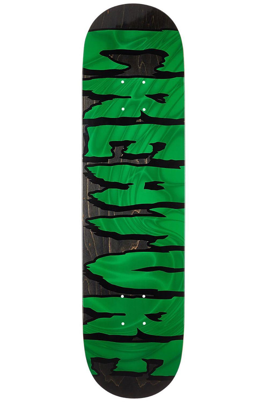 "Tabua Creature 8"" X 31.8"" LOGO PSYCH SM HARD ROCK MAPLE Green"