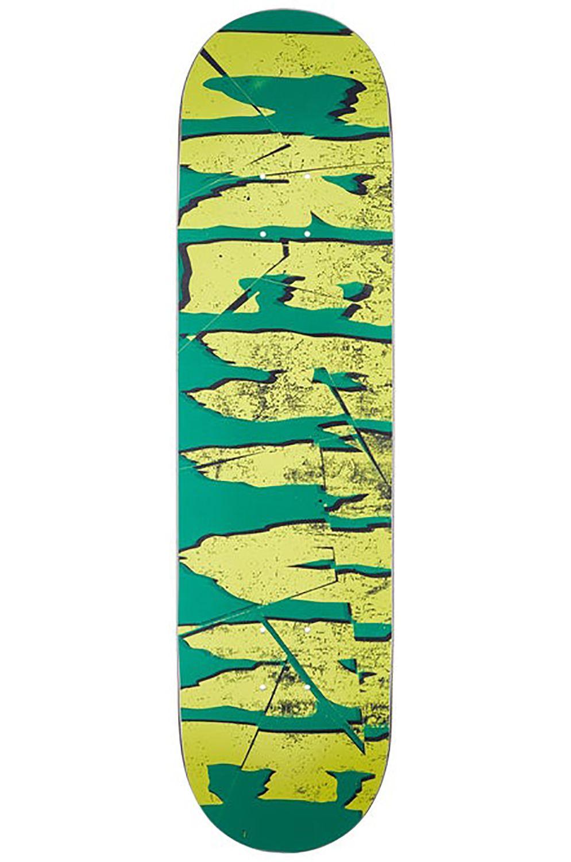 "Creature Skate Board 8"" X 31.8"" SHATTER SM EVERSLICK Green"