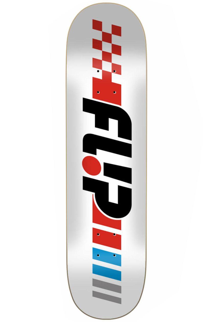 """Flip Skate Board 8.13"""" X 32"""" RACE Assorted"""