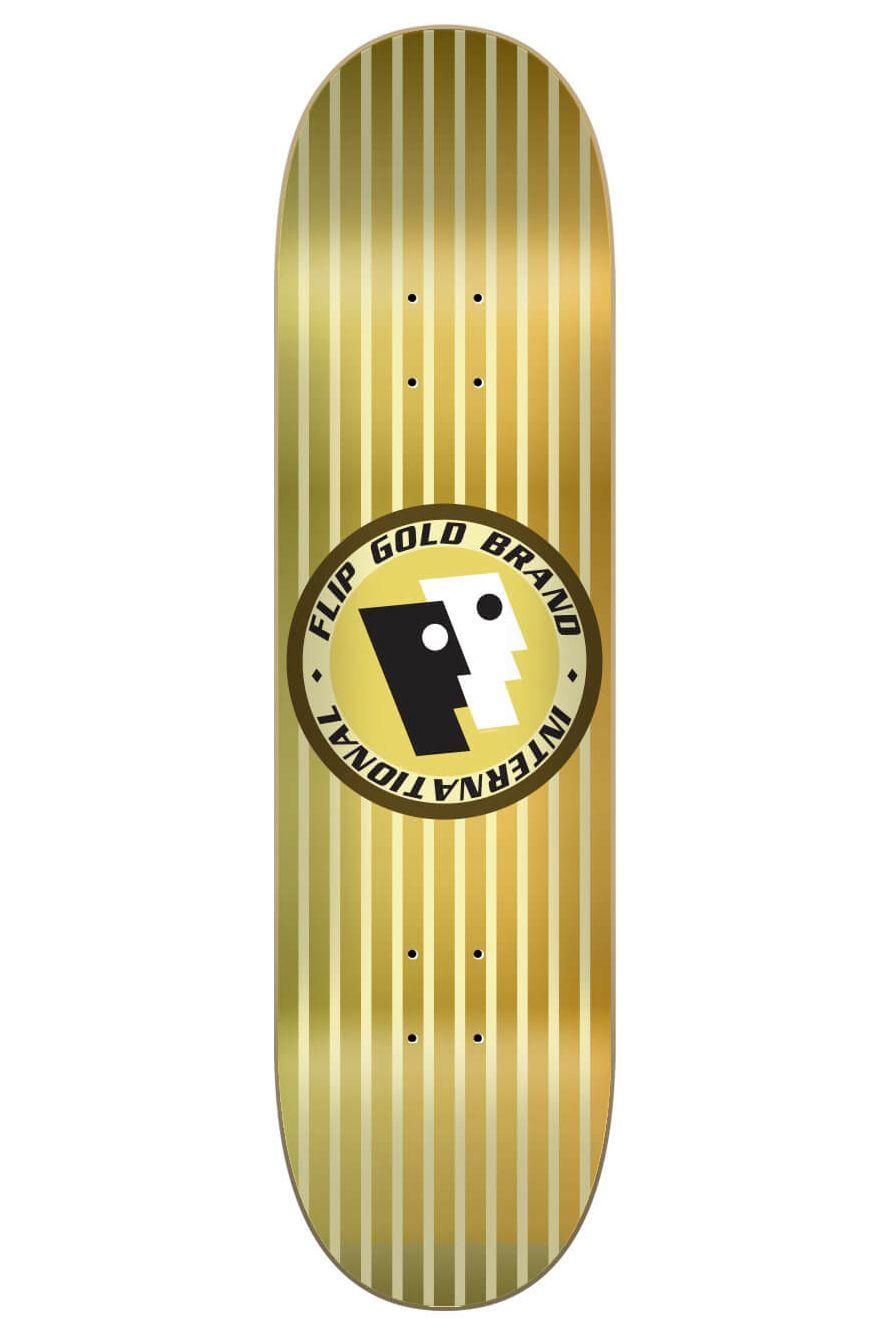 "Flip Skate Board 8"" X 31.5"" GOLD BRAND Assorted"