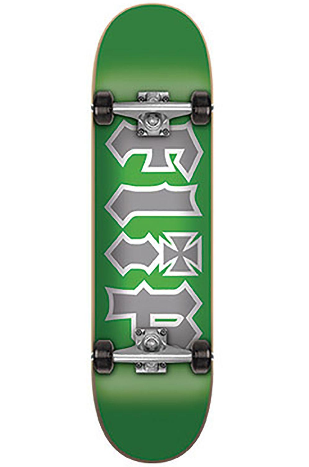 """Flip Skate 7.75"""" X 31.63"""" TEAM HKD Green"""