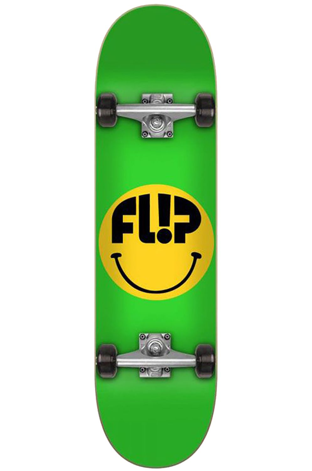 "Flip Skate 8.25"" X 32.31"" ODYSSEY SMILEY Green"