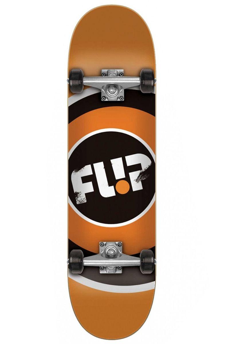 """Flip Skate 7.75"""" X 31.6"""" ODYSSEY START Orange"""