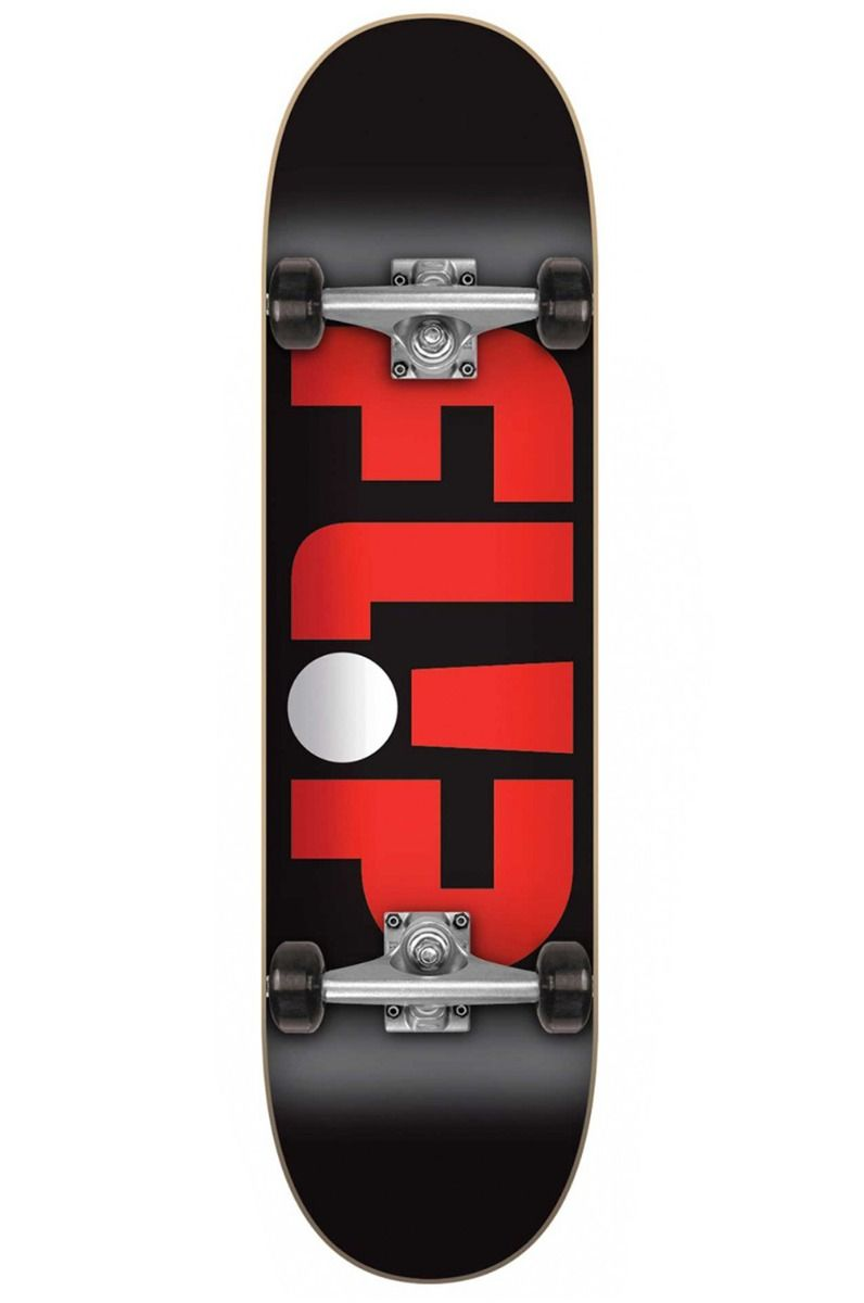 "Flip Skate 8"" X 31.85"" ODYSSEY LOGO BLACK Black"