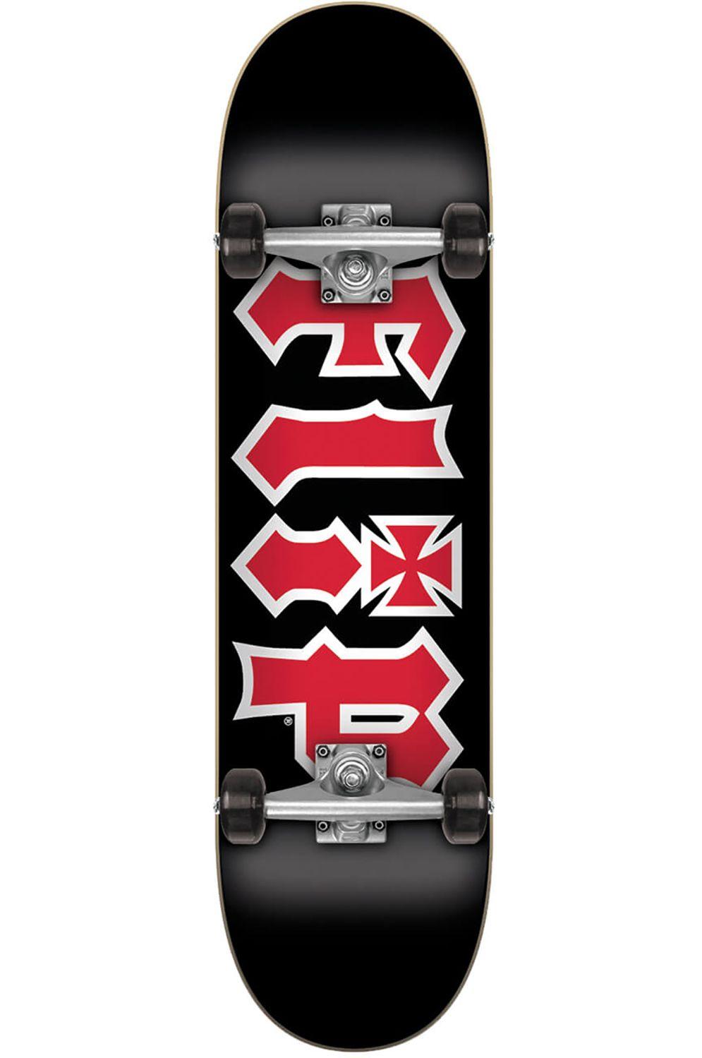"Flip Skate 8.25"" X 31.85"" HKD TEAM Black"