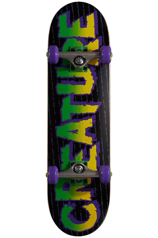 "Street Skate Creature 7.5"" X 28.25"" TOMB MICRO Assorted"