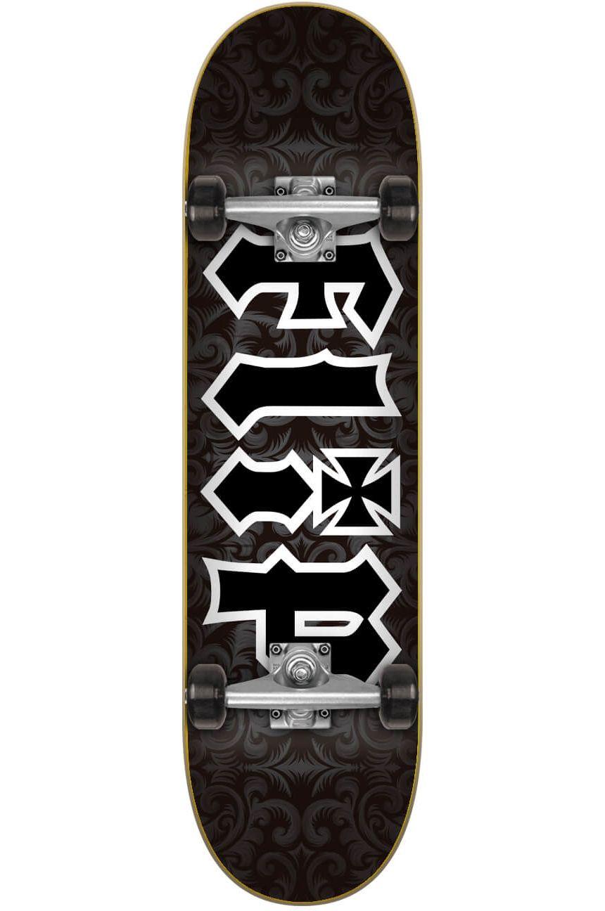 "Street Skate Flip 8"" X 31.85"" HKD GOTHIC BLACK Assorted"