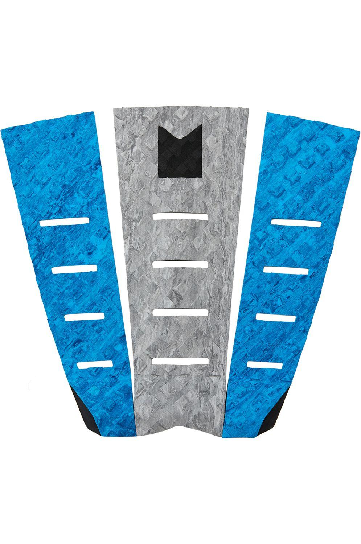 Modom Deck TAJ BURROW Grey Swirl/Blue Swirl