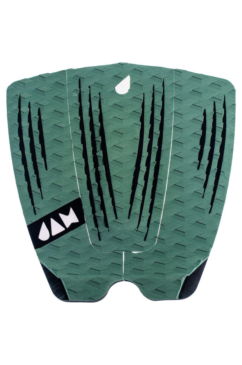 Jam Deck RECKLESS 3 PIECE Army Green/Black Stripes